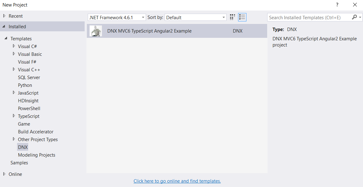 DNX-Template-Project-VisualStudio2015-Project-MVC6-Angular2