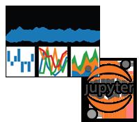Logo Formation Pandas et Jupyter Notebook