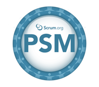 Logo Formation SCRUM Certification PSM 1