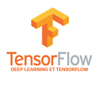 Logo Deep Learning et Tensorflow