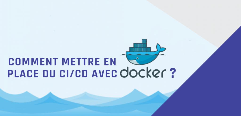 Mise en place CI/CD Docker et Dockerhub