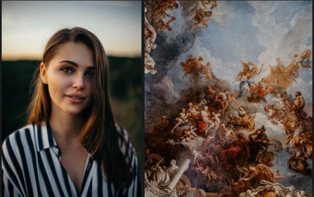 Transfert de style neuronal : image de contenu à gauche (photo de Štefan Štefančík sur Unsplash) et de style à droite (Photo d'Adrianna Geo sur Unsplash)