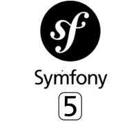 Logo Symfony 5 Avancé