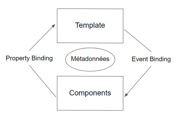 Component et template Angular