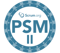 SCRUM Certification PSM II Mai